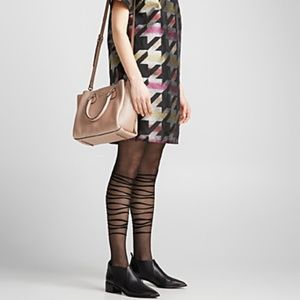 *3for$30* Patterned tights, made in Italy NWT